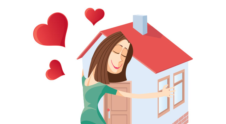 Singles Are Falling for Their Dream Home First